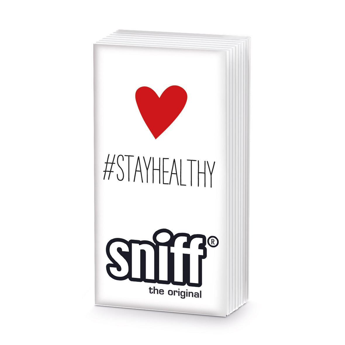 Stay Healthy HandkerchiefSniff