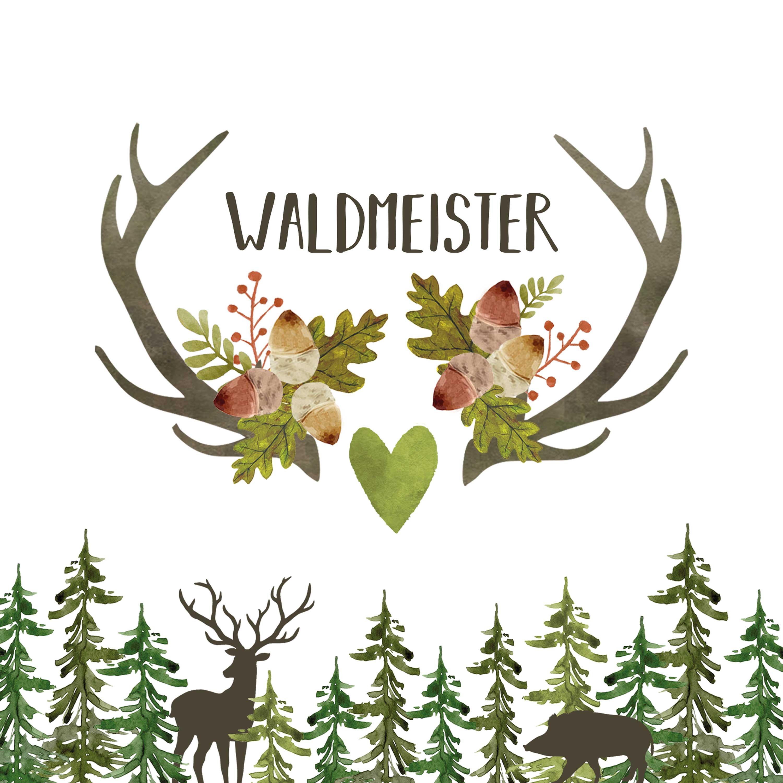 Waldmeister Napkin 33x33