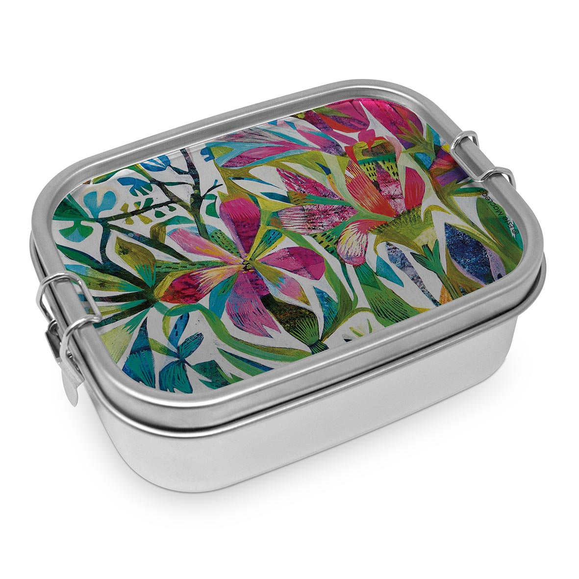 Cuzco Steel Lunch Box