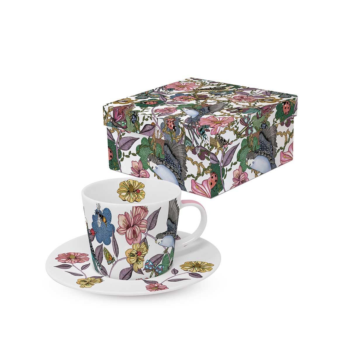 Trend Espresso GB Birds & Flowers