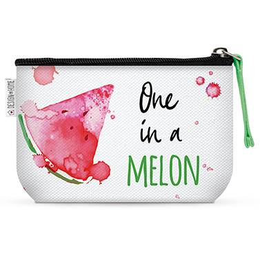 MakeUp Bag One in a melon