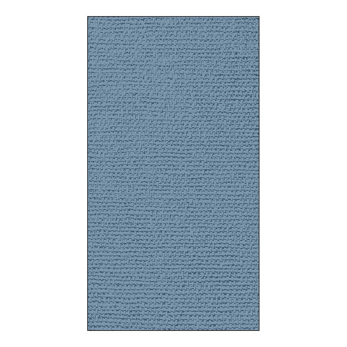 Canvas Pure blue GuestTowels 33x40