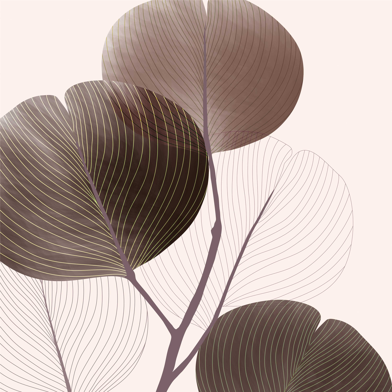 Autumn Breeze brown Napkin 33x33