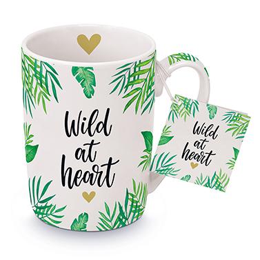 Becher Wild at Heart